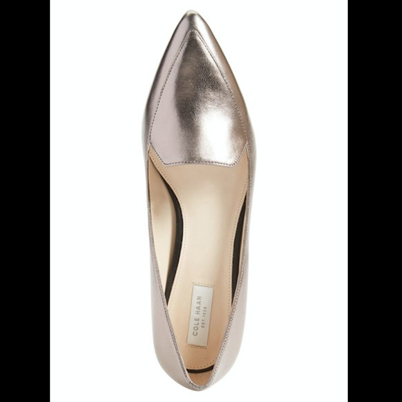 Cole Haan Shoes - NEW COLE HAAN DELLORA SKIMMER FLATS POINTED SHOES